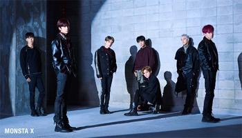 """MONSTA X: 3rd Single in Japan """"Spotlight"""" out JAN 31"""