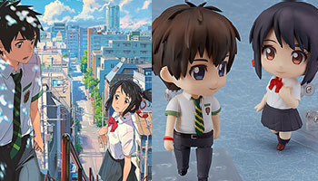 "Blu-ray/DVD of ""Kimi no Na wa (Your Name)"" with English/Chineses Subtitles!"