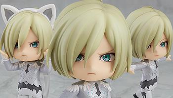 "Nendoroid ""YURI!!! On ICE"" Yuri Plisetsky per-order!"