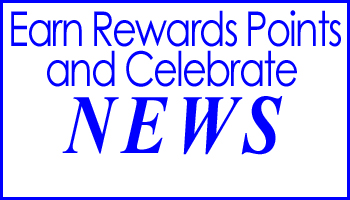 [Offer is Over] NEWS Extra Rewards Points Offer