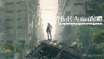 """NieR:Automata"" New CD & LP listed!"