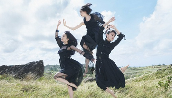 "Perfume New Single ""Mugen Mirai"" out MAR 14th!"