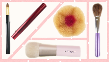 KOYUDO: New Brushes in Special-price !!