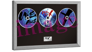 "X JAPAN Documentary Film ""WE ARE X"" BR/DVD"