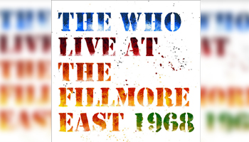 The Who 1968 Fillmore Live Becomes SHM-CD