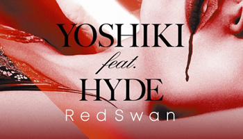 "[Unboxing Video Added!] YOSHIKI x HYDE x Attack on Titan = ""Red Swan"""