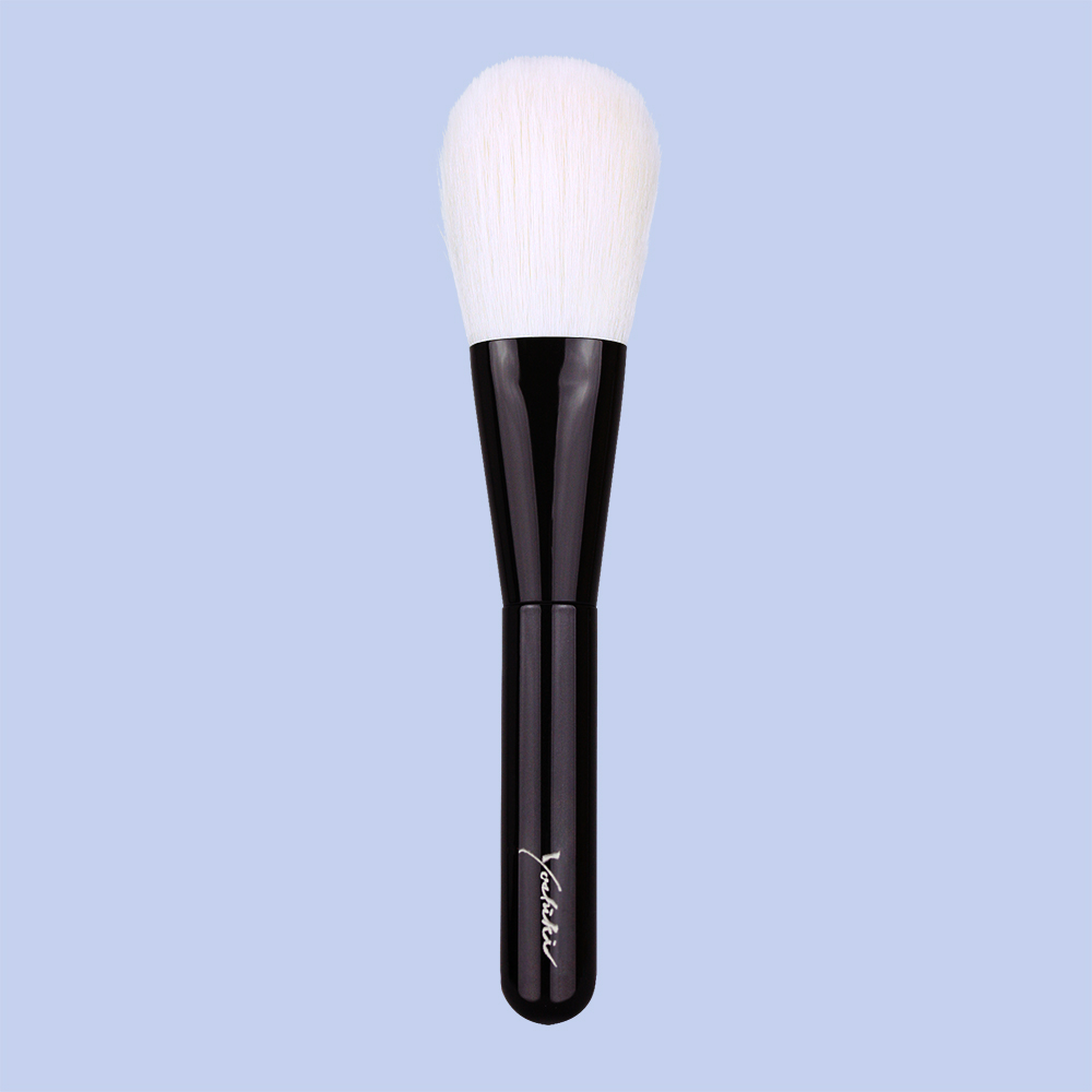 Powder Brush (black) Back
