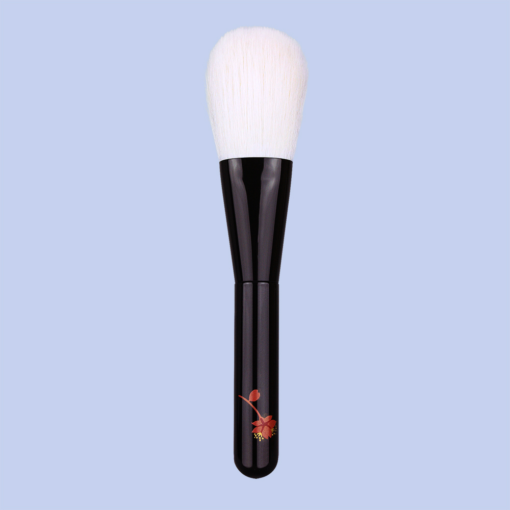 Powder Brush (black) Front