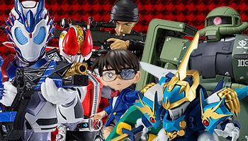 [Bandai Collectors] APR-SEP release pre-order!!