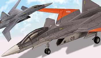 ACE COMBAT 7: SKIES UNKNOWN X-02S  pre-order!!