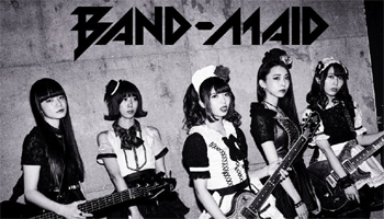 "How to Get BAND-MAID's Special Bonus CD ""onset"" *Expired"