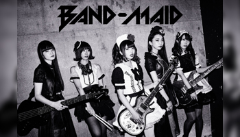 BAND-MAID Sticker Giveaway!