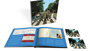 """The Beatles """"Abbey Road"""" Japan Exclusive SHM-CD Super Deluxe Edition"""