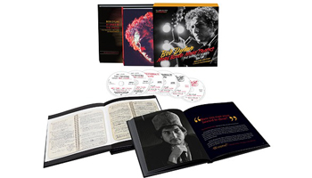 """[Unboxing Video Added!] Bob Dylan Japan Deluxe Edition of """"More Blood, More Tracks"""" [Blu-spec CD2]"""