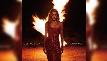 "Celine Dion ""Courage"" w/ Japan Edition Bonus Track""Soul"""