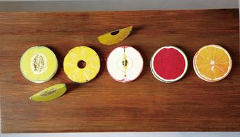 Fruit Block Series