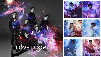 "GOT7: 4th Mini-Album ""Love Loop"" out JUL 31st!"