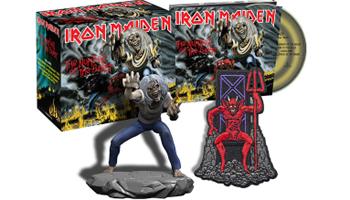 Iron Maiden Studio Albums Newly Remastered