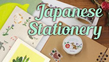 Japanese Designer Stationery