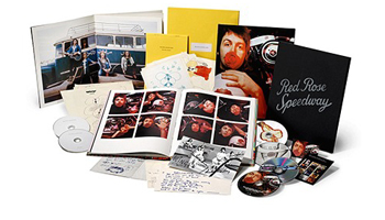 "[Unboxing Video Added!] Paul McCartney & Wings Japan SHM Deluxe Editions: ""Wild Life"" & ""Red Rose Speedway"""