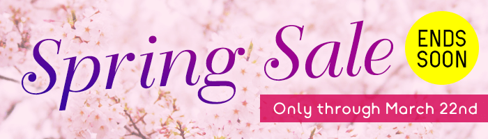 MAX 50% OFF! Spring Clearance Sale