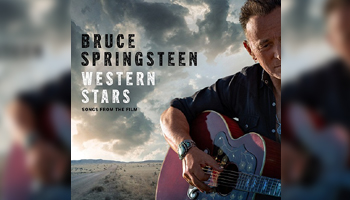 "Bruce Springsteen: ""Western Stars - Songs From The Film"" Out on November 6"