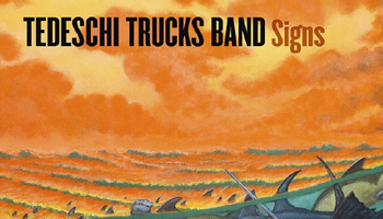 "Tedeschi Trucks Band ""Signs"" Japan Edition feat. SHM-CD and Japan Bonus Track"