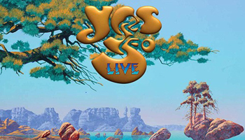 Yes 50th Annviersary Live Double SHM-CD