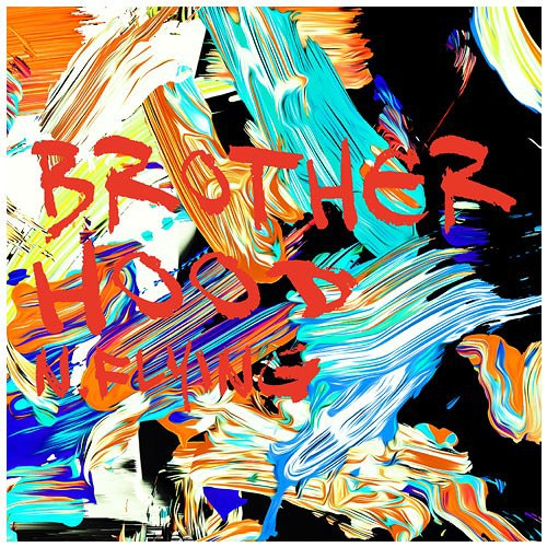 BROTHERHOOD [First Limited Edition] w/ FNC JAPAN Bonus Card