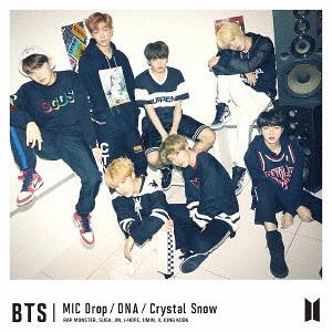 CDJapan : MIC Drop / DNA / Crystal Snow [w/ DVD, Limited Edition / Type B]  BTS (Bangtan Boys) CD Maxi