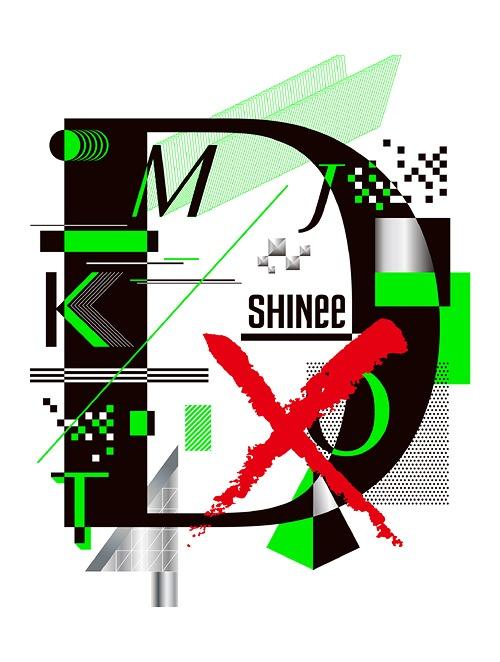 dxdxd shinee album
