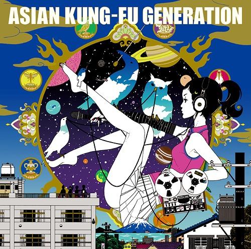 [Album/Single] ASIAN KUNG-FU GENERATION - Sol-Fa (2016)