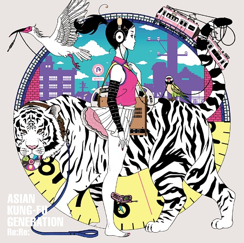 Asian Kung Fu Generation Shirt 49