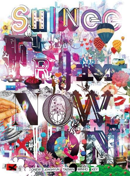 SHINee The Best From Now On [2CD+DVD / Limited Edition / Type B]
