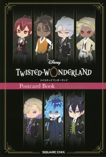 Disney Twisted Wonderland Anthology Comic Vol.1 Japanese