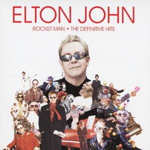 Cdjapan Rocket Man The Definitive Hits Shm Cd Elton