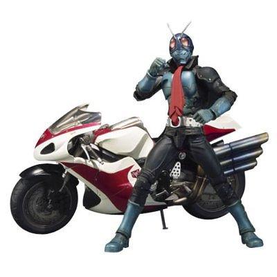 VOL.46 Kamen Rider 1 /& Cyclone S.I.C Kamen Rider THE FIRST