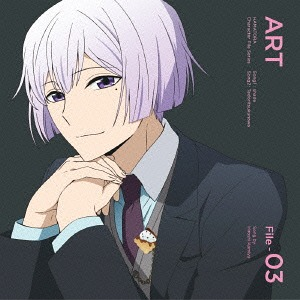 Hamatora Anime Character File Series 3 Art Shipping Within Japan Only