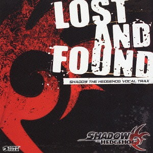 cdjapan lost and found shadow the hedgehog vocal tracks game