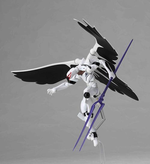 Toys & Hobbies Action Figures Revoltech Yamaguchi Evangelion Mass Production Machine Full Version
