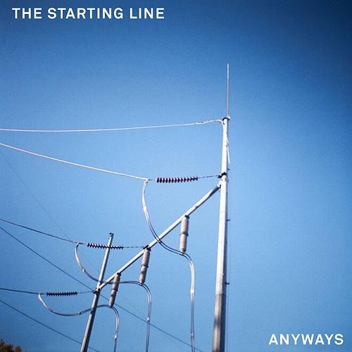 cdjapan anyways the starting line cd album