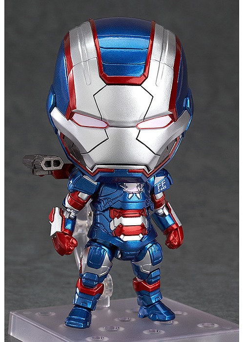 Marvel Avengers Comics Iron Patriot Flag Iron Man Collectible PVC Action Figure