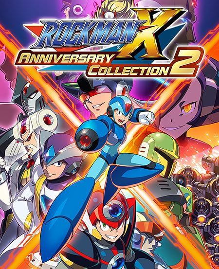 cdjapan rockman x mega man x anniversary collection 2 game