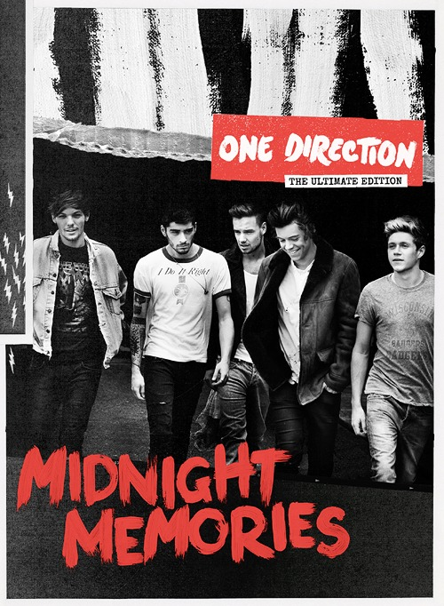 Cdjapan Midnight Memories The Ultimate Edition