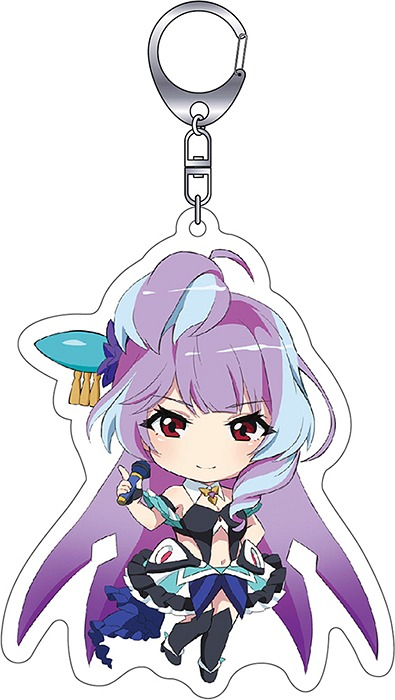 Nendoroid Plus Macross Delta Acrylic Keychains Mikumo Guynemer