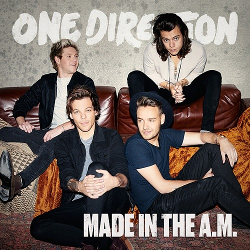 Cdjapan made in the am one direction cd album voltagebd Gallery