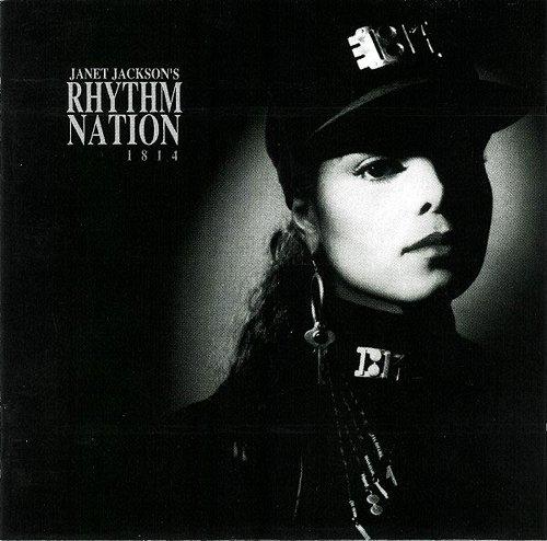 Cdjapan Rhythm Nation 1814 Shm Cd Janet Jackson Cd Album