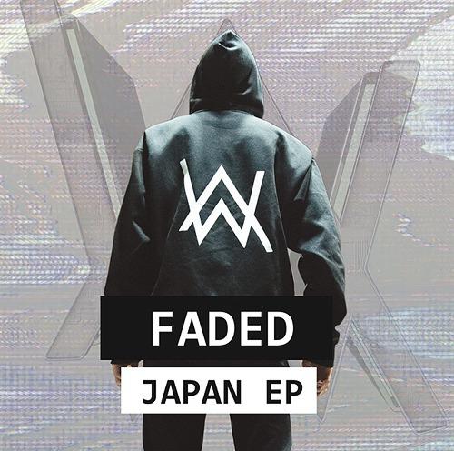 Cdjapan faded japan ep alan walker cd album stopboris Image collections