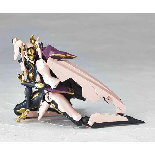 Z.O.E Zone Of The Enders Revoltech No 130 Ardjet Action-Figur Kaiyodo Action- & Spielfiguren
