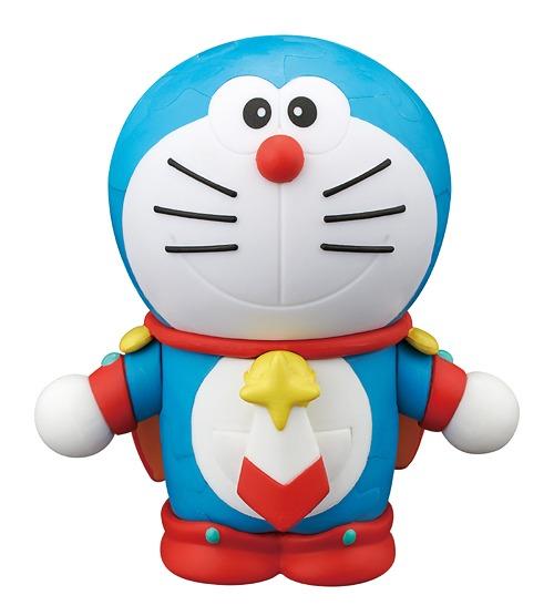 CDJapan : Movie: Doraemon Nobita's Space Heroes 3D Jigsaw